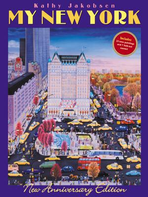 My New York (New Anniversary Edition) Cover Image