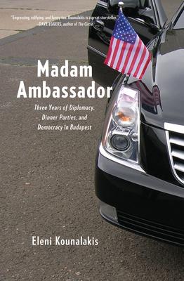 Cover for Madam Ambassador