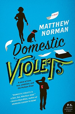 Domestic Violets Cover