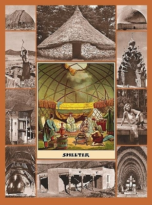 Shelter (Shelter Library of Building Books) Cover Image