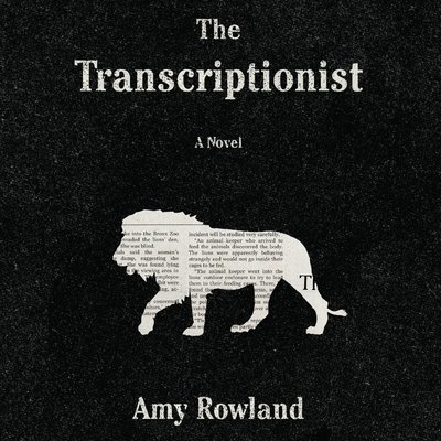 Cover for The Transcriptionist