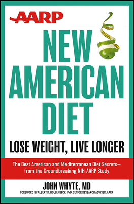 AARP New American Diet Cover