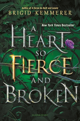 A Heart So Fierce and Broken cover image