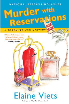 Murder With Reservations Cover