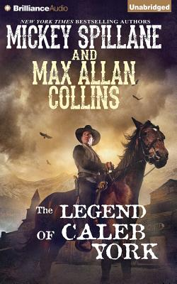Cover for The Legend of Caleb York