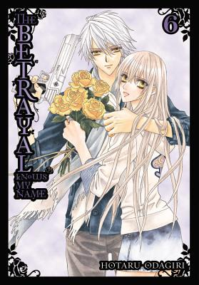 The Betrayal Knows My Name, Vol. 6 Cover