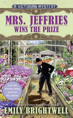 Mrs. Jeffries Wins the Prize (A Victorian Mystery #34) Cover Image