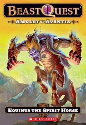 Cover for Amulet of Avantia