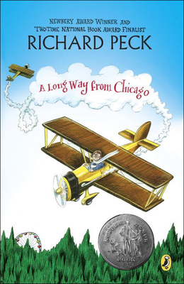 A Long Way from Chicago: A Novel in Stories Cover Image