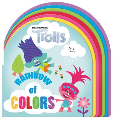 Rainbow of Colors (DreamWorks Trolls) Cover Image