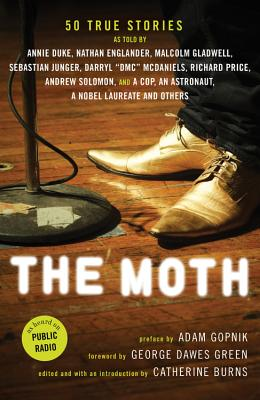 The Moth Cover