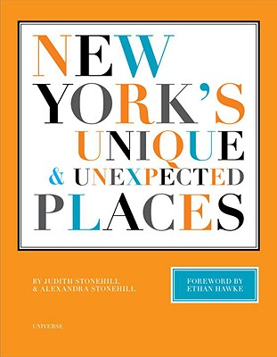 New York's Unique and Unexpected Places Cover Image