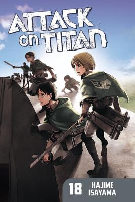 Attack on Titan 18 cover image