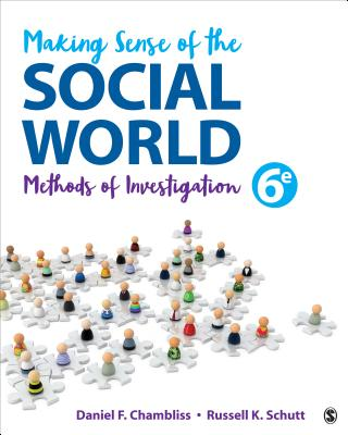 Making Sense of the Social World: Methods of Investigation Cover Image