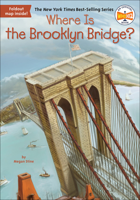 Where Is the Brooklyn Bridge? (Where Is...?) Cover Image