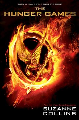 The Hunger Games: Movie Tie-in Edition (Hunger Games, Book One) Cover Image
