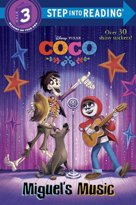 Miguel's Music (Disney/Pixar Coco) (Step Into Reading) Cover Image