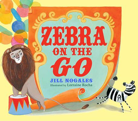 Zebra on the Go Cover