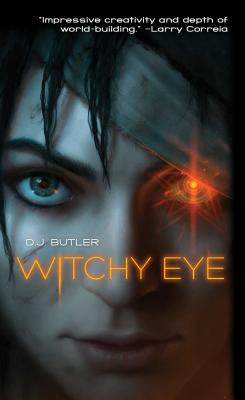 Witchy Eye (Witchy War #1) Cover Image