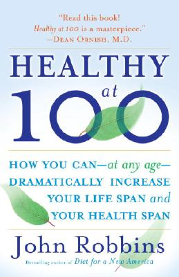Healthy at 100 Cover
