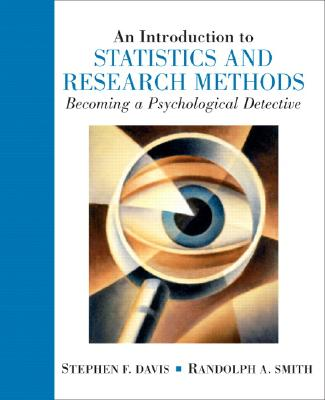 Introduction to Statistics and Research Methods: Becoming a Psychological Detective, an Cover Image