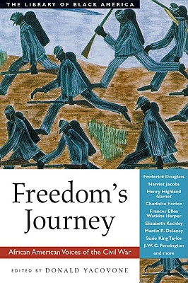Freedom's Journey: African American Voices of the Civil War Cover Image