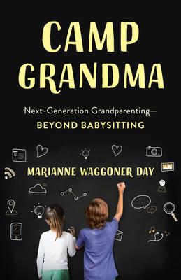 Cover for Camp Grandma