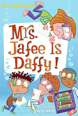 Mrs. Jafee Is Daffy! Cover