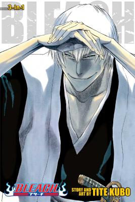 Bleach (3-in-1 Edition), Vol. 7 cover image