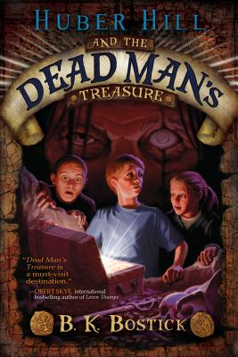 Huber Hill and the Dead Man's Treasure Cover Image