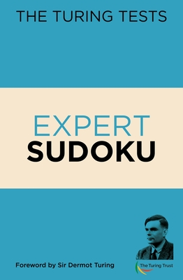 The Turing Tests Expert Sudoku Cover Image