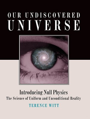 Our Undiscovered Universe Cover