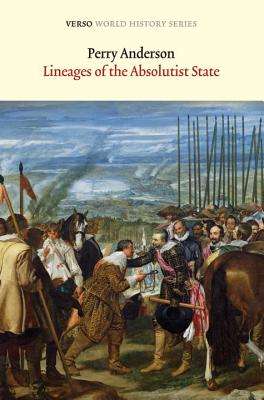 Cover for Lineages of the Absolutist State