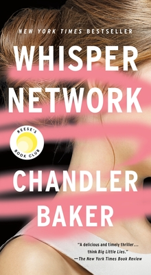 Whisper Network: A Novel Cover Image