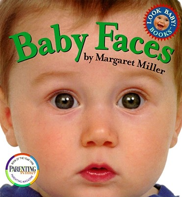 Baby Faces (Look Baby! Books) Cover Image
