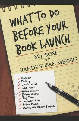 What To Do Before Your Book Launch Cover