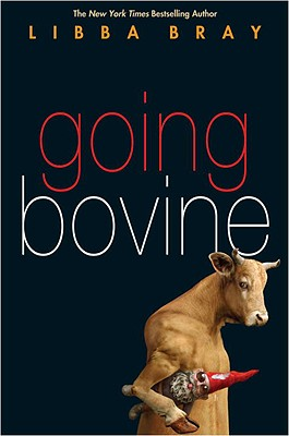 Going Bovine Cover Image