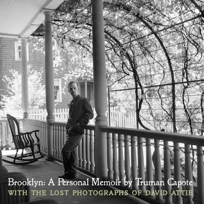 Brooklyn: A Personal Memoir: With the lost photographs of David Attie Cover Image