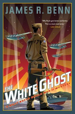 The White Ghost (A Billy Boyle WWII Mystery #10) Cover Image