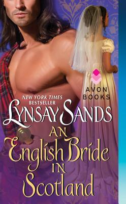 An English Bride in Scotland Cover