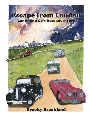 Escape from London: Cabby and Co's First Adventure Cover Image