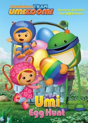 Umi Egg Hunt (Team Umizoomi) Cover