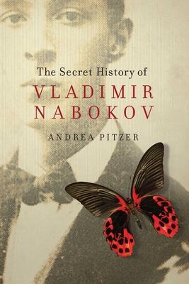 The Secret History of Vladimir Nabokov Cover