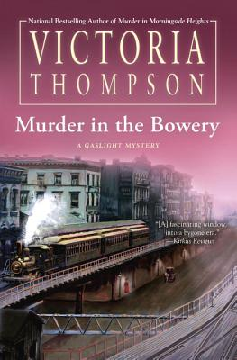 Murder in the Bowery Cover Image