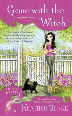 Gone with the Witch Cover