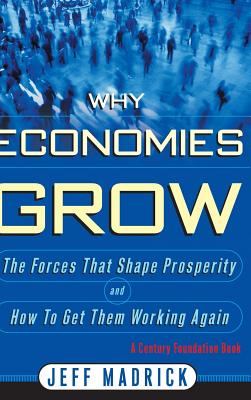 Cover for Why Economies Grow