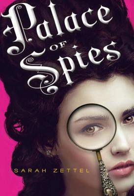 Palace of Spies Cover
