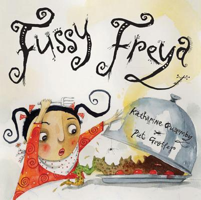 Fussy Freya Cover