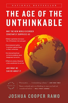 The Age of the Unthinkable Cover