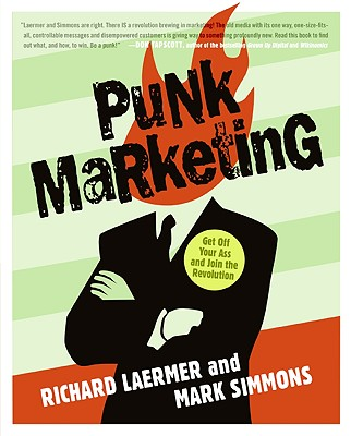 Punk Marketing Cover